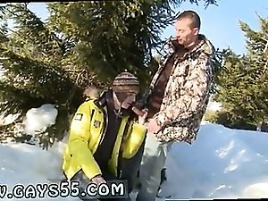 These handsome gay boys are open for some ass fucking outdoors