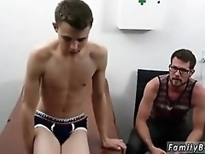 Handsome teacher fucked his boy student young boys having gay sex first