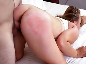 Come fuck daddy Alyssa Gets Her Way With Daddy's playfellow