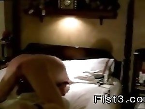 Gay shaved twinks fisting and raw anal sex fisting and fist college male