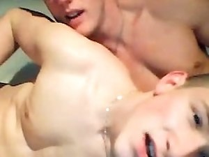 1st Time 2 Handsome Boys BJ -