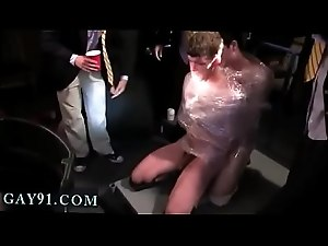 Nude college boys uk gay Pledges in saran wrap, bobbing for dildos,