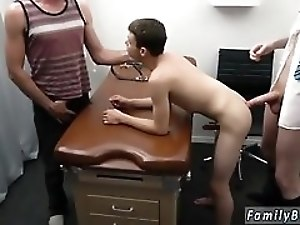 Smoking boys free vids gay first time Doctor's Office Visit