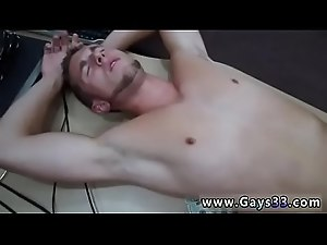 Straight latino daddy gay Guy ends up with anal romp threesome
