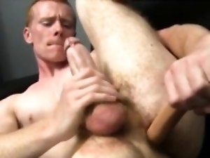 College naked man sex gay Spencer Todd's culo gets much need