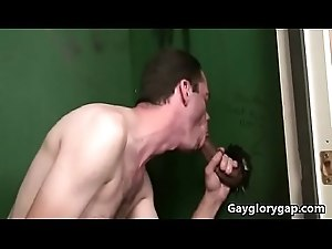 Black Dude Receive Nasty Handjob From WHite Gay Boy And Sweet Blow 23