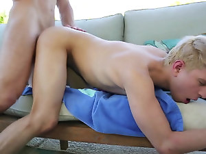 hot alpha stud fucks blonde twink bb